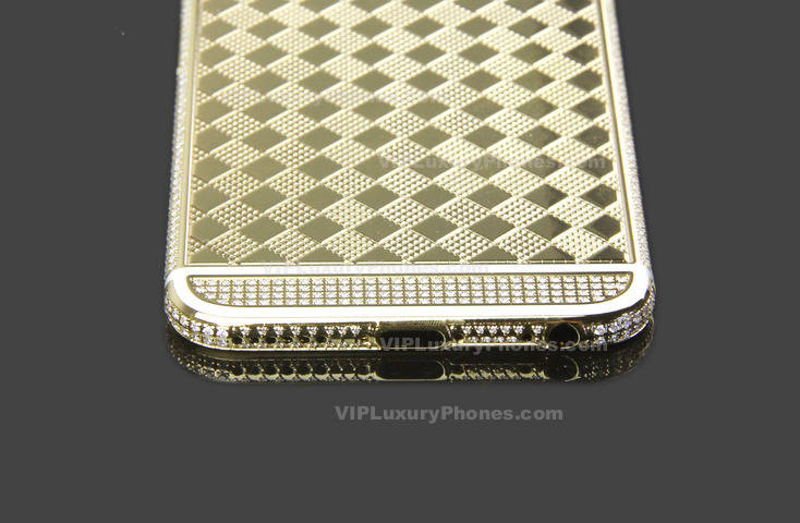 iPhone 6 Gold Luxury Covers