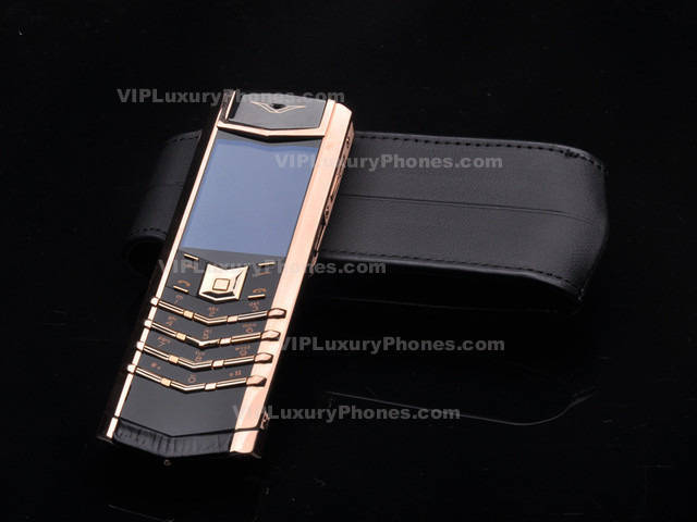 Vertu signature gold price vertu copy best mobile for Mobel luxus designer