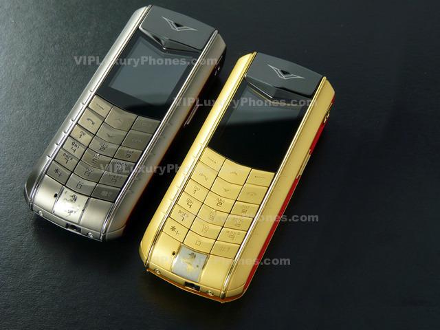 Vertu Mini Cell Phone
