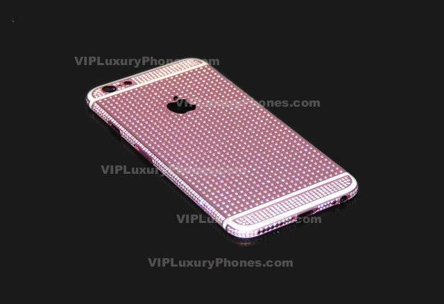 online store 77183 d6600 iPhone 6 Exclusive Swarovski Case