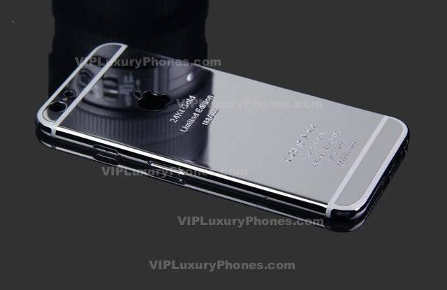 best cheap 1f7da 97e42 iPhone 6s Luxury Platinum Case
