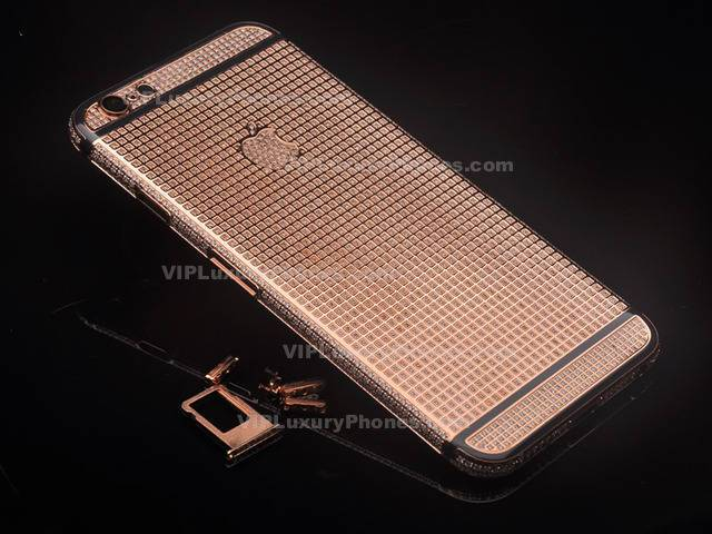 save off 7c10b 04469 iPhone 6s Plus New Rose Gold Panel