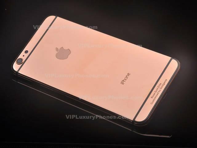 best website 270d5 4c529 iPhone 8 Plus Rose Gold Panel