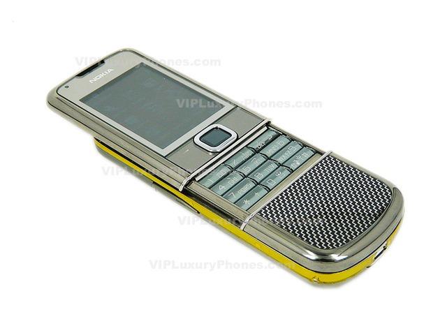 Nokia 8800 Sapphire Carbon Phone Nokia Cell Phones Prices