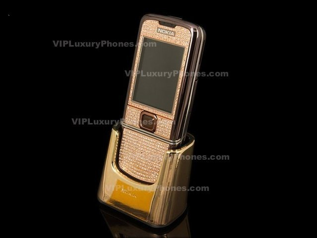 Nokia 8800 gold phone for sale nokia mobile phones for Mobel luxus designer