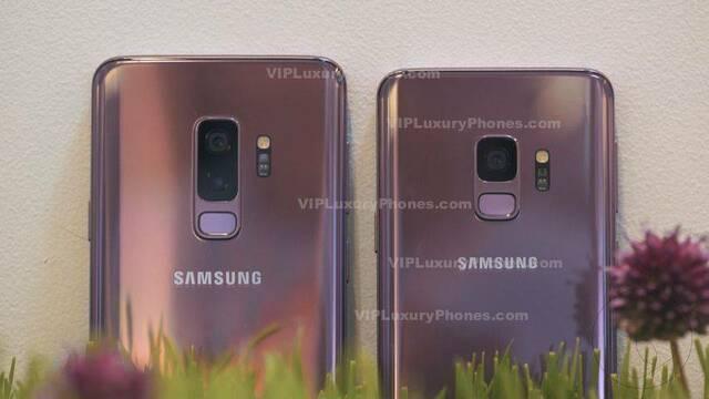 Samsung Galaxy S9 Plus Clone
