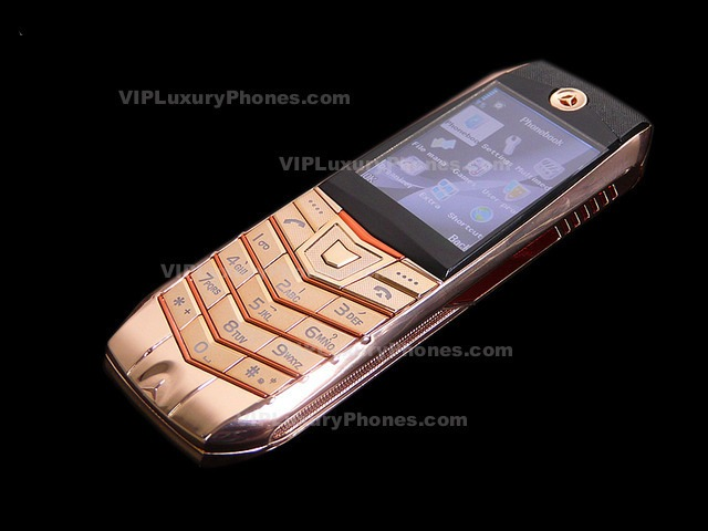 Vertu mercedes benz phone buy exclusive cell phones for How to connect phone to mercedes benz